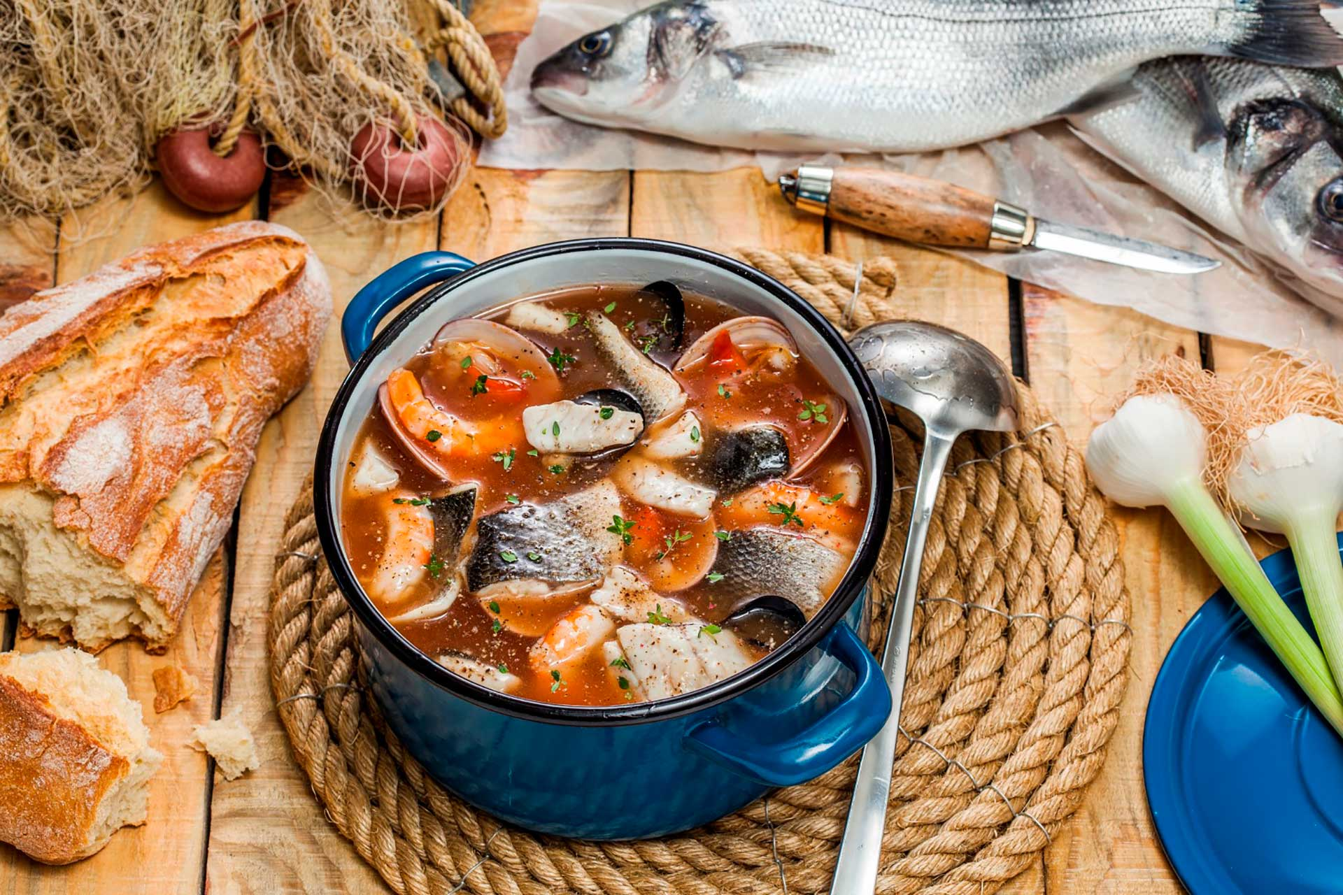 Kefalonia Fisheries / Mediterranean Diet and Healthy Seafood Fats