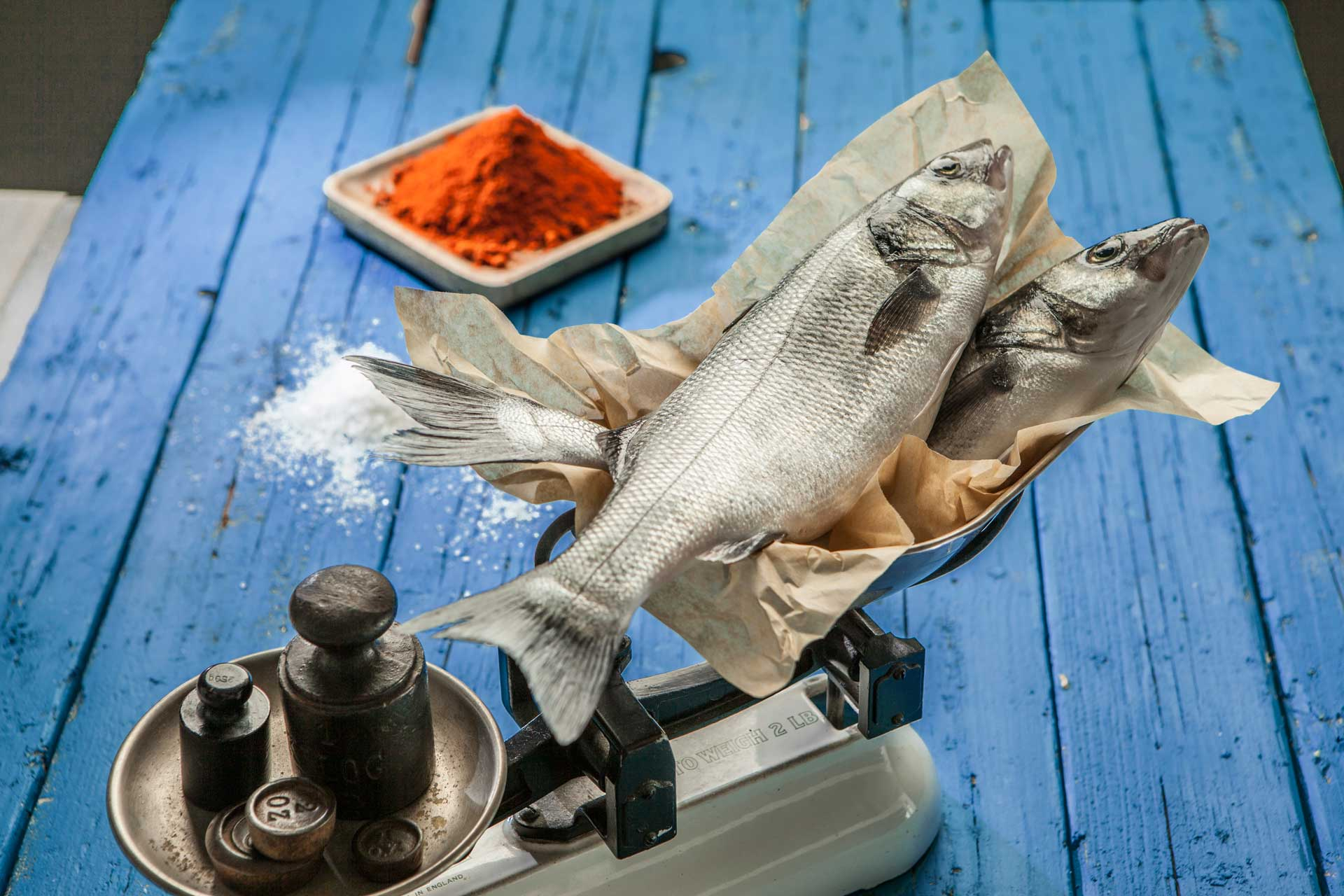Kefalonia Fisheries / Seafood Products - Sea Bass