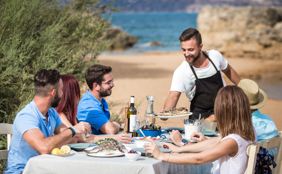 Kefalonia Fisheries - Delicious Seafood recipies